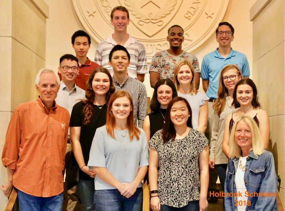 Holbrook Scholars