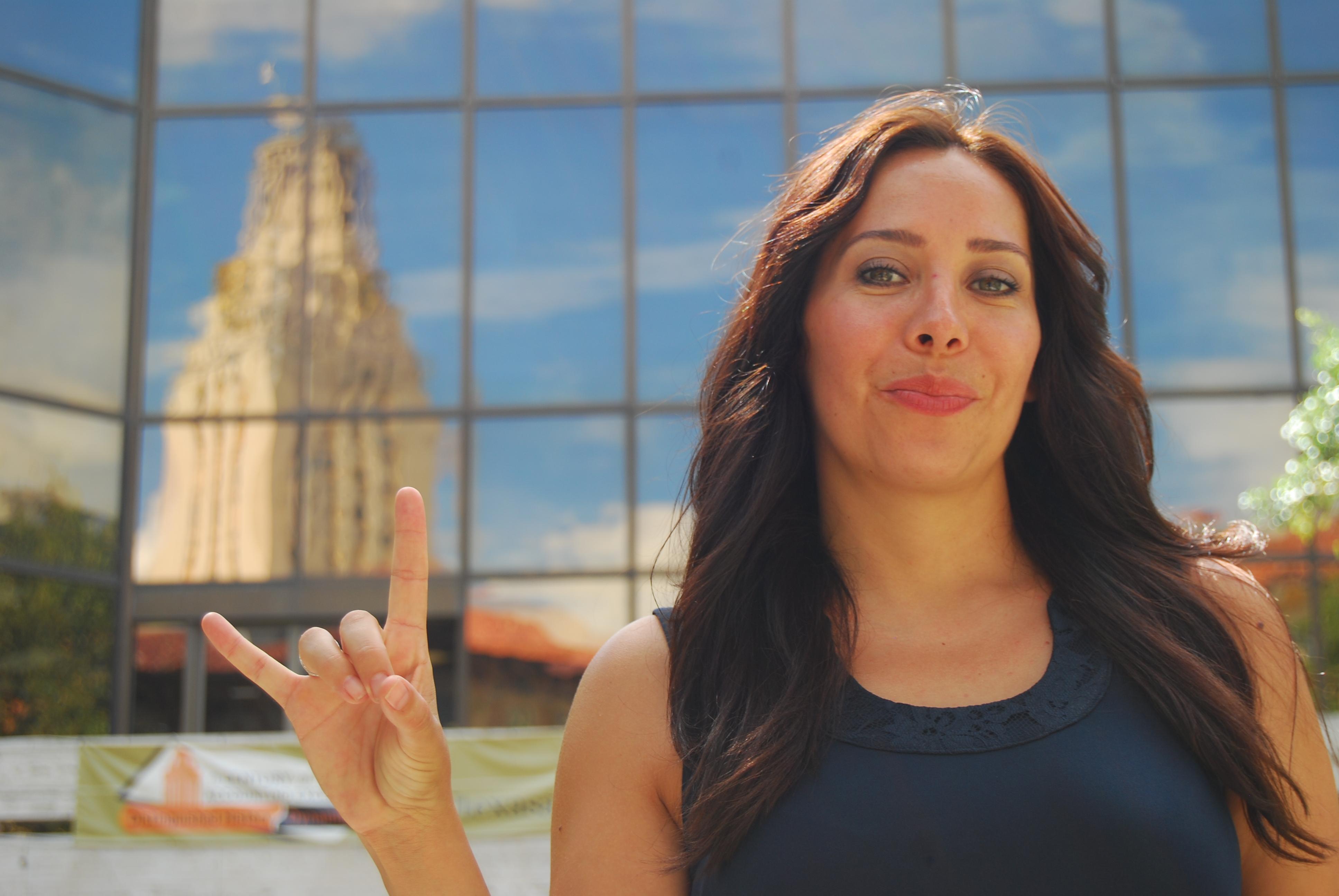 Texas MBA Alumna Tania Rodriguez