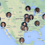 Interactive Map: Where Did Texas MBAs Intern This Summer?