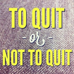 To Quit or Not To Quit Your Job to Return to School