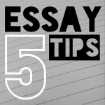 Five Tips for Writing a Successful MBA Application Essay
