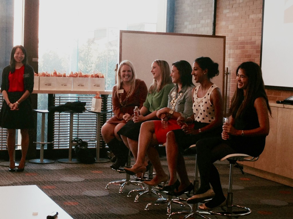 2013 Full-Time MBA Women's Forum Student Panel