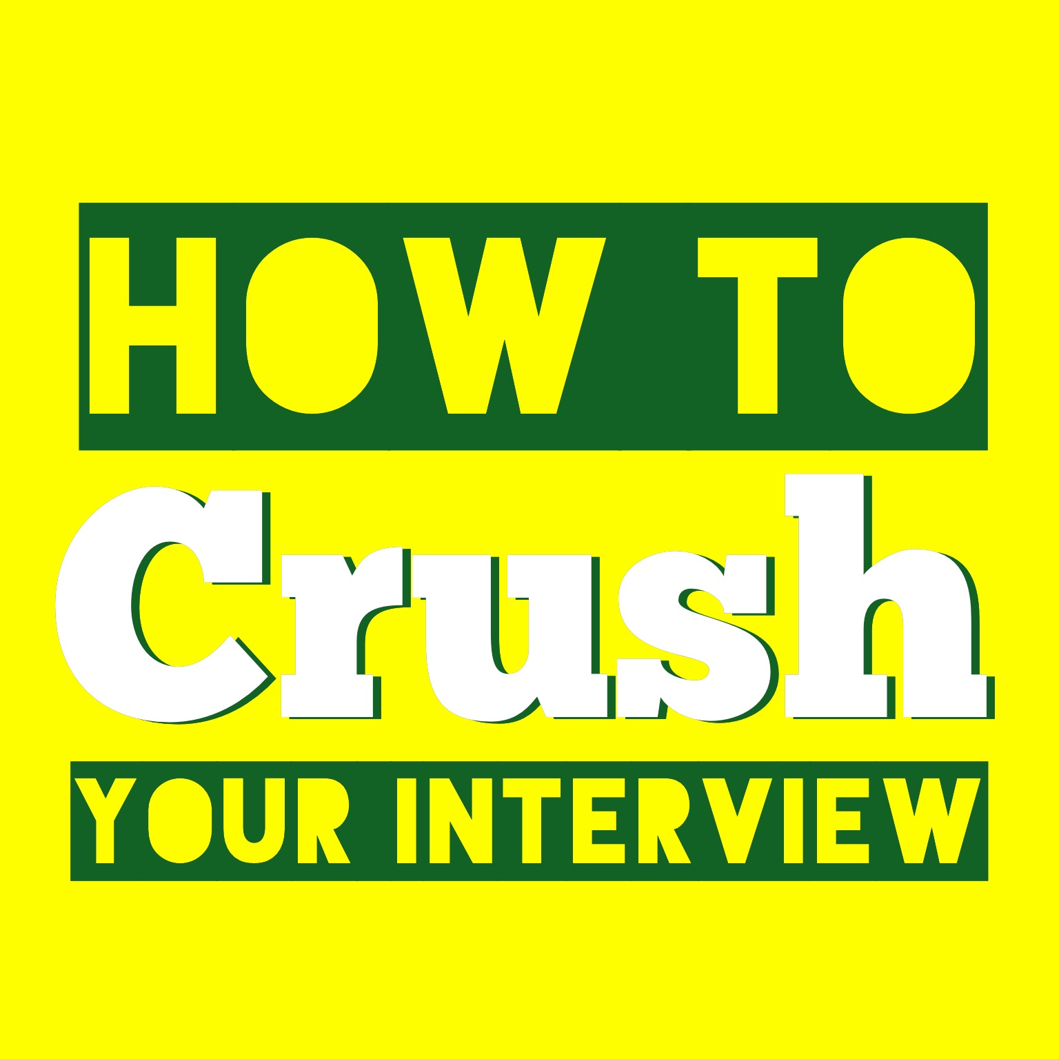 MBA Admissions Interview: How to Totally Crush It