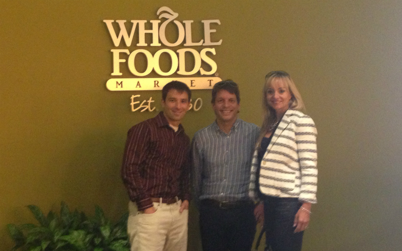 The Whole Foods - NCAA/University Partnership Go-To-Market Plan MBA+ Project Team