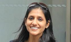 Texas MBA Student Anshu Gupta