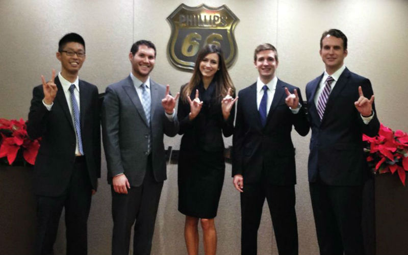 Phillips 66 MBA+ Project Team