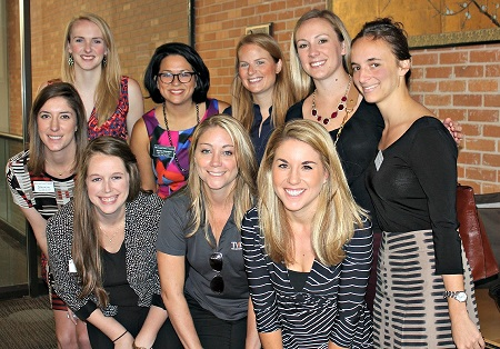 Attendees of 2014 Texas MBA Women's Forum