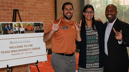 Texas MBA Diversity Forum 2014 Co-Chairs