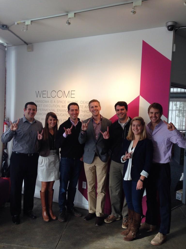 Team Leader, Matthew Cohen & the FABERNOVEL Team, MBA+, Fall 2014