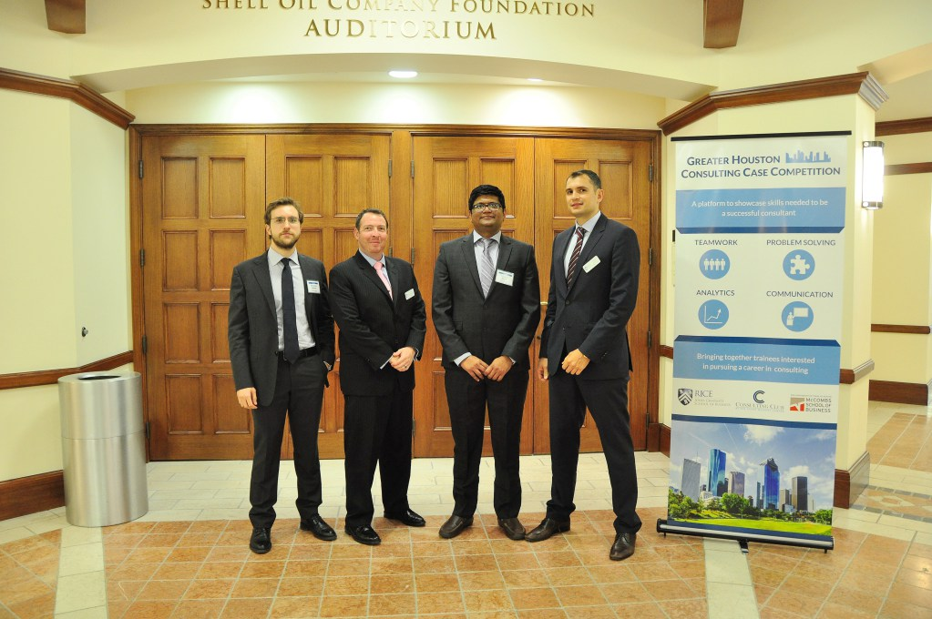 Team 3 - Houston Case competition