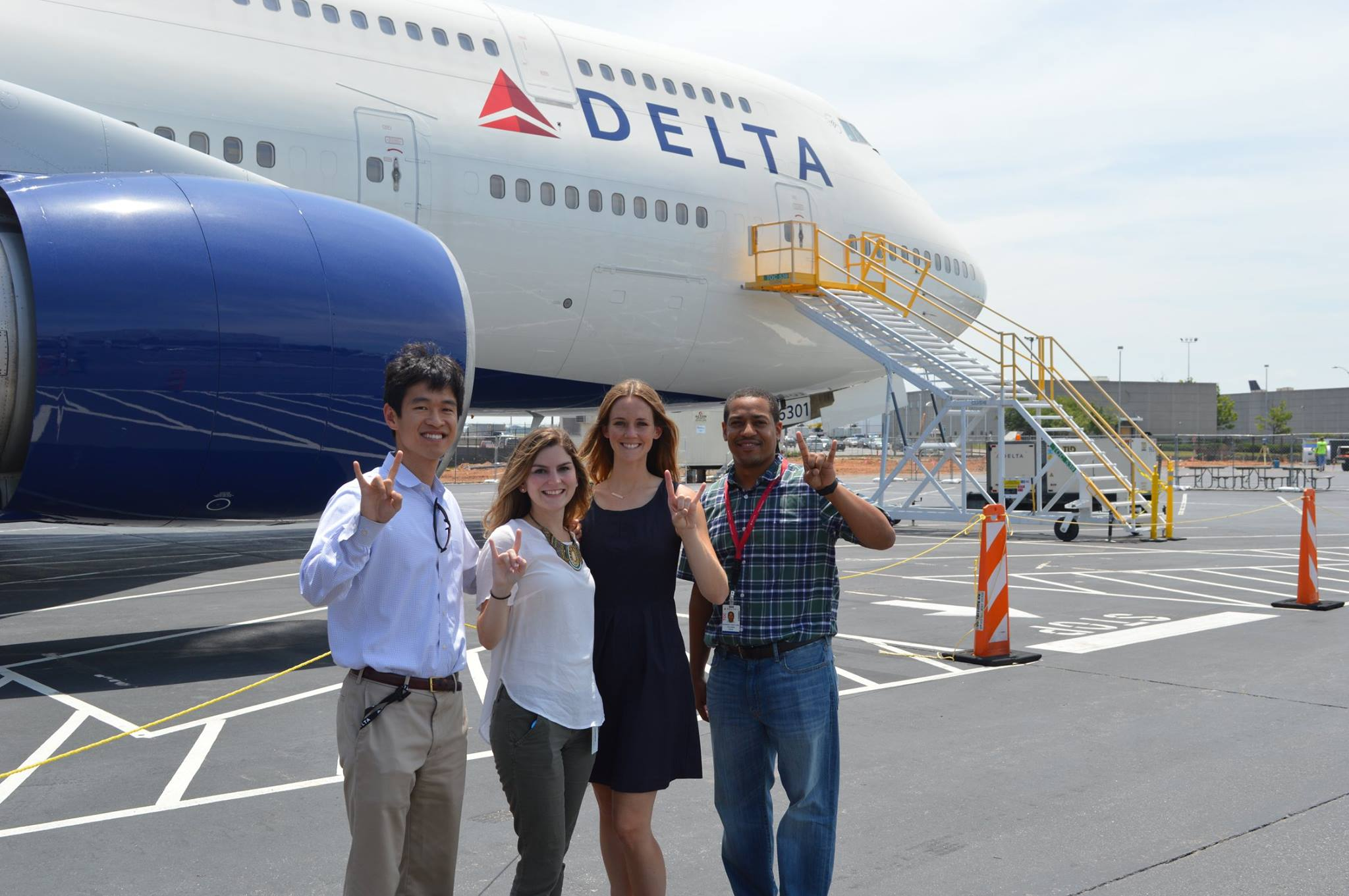 Texas Full-Time MBA Delta Air Lines Interns