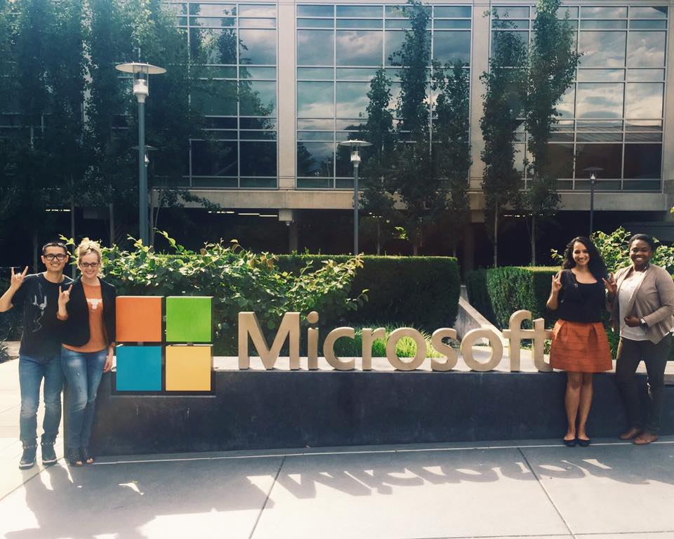 Texas Full-Time MBA Microsoft Interns