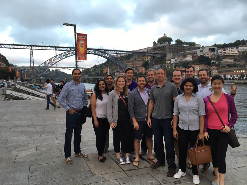 Dallas/Fort Worth MBAs in Madrid, Spain