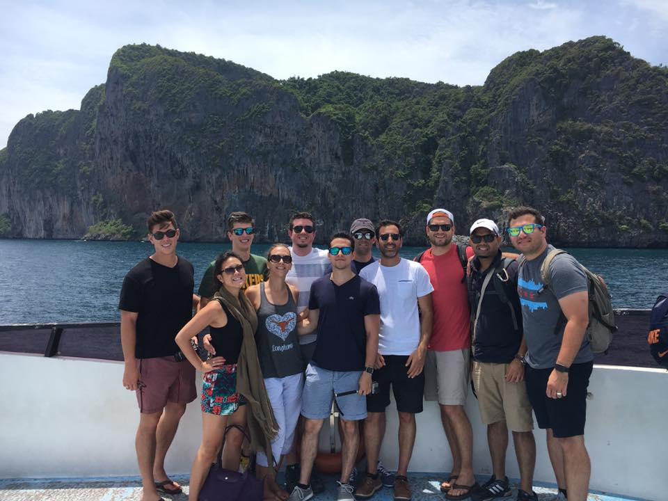 Evening 2017s in Ko Phi Phi Thailand (Ban Thai)