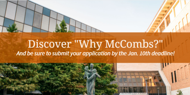 Discover Why McCombs