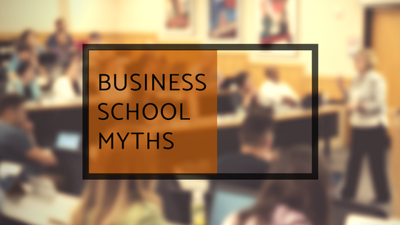 Business School Myths