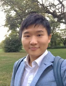 Texas MBA student JoonHo Sung