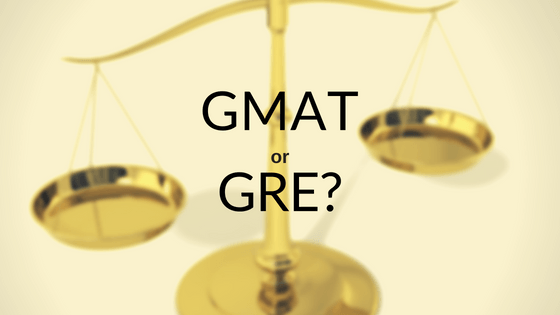 GMAT or GRE?