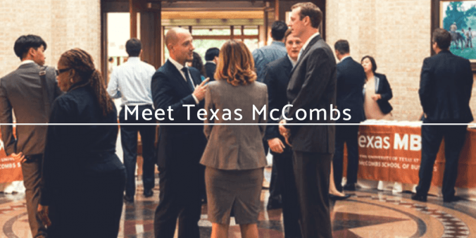 Meet Texas McCombs