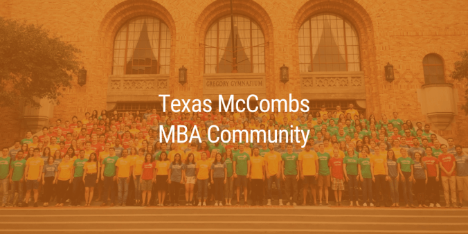 Texas MBA Community photo