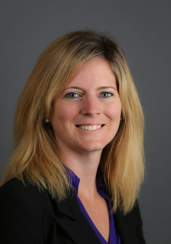 Senior Admissions Officer, Stacey Kammerdiener