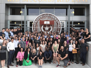 Class of 2020, MBA at Houston