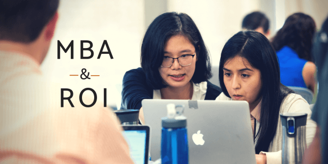 MBA and ROI