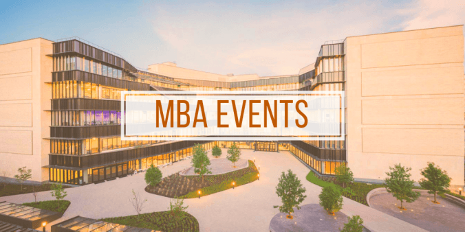 MBA Events