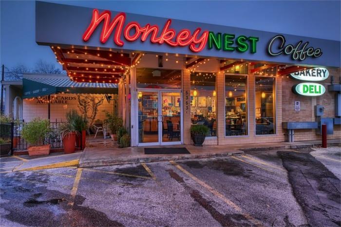 Monkey Nest Coffee