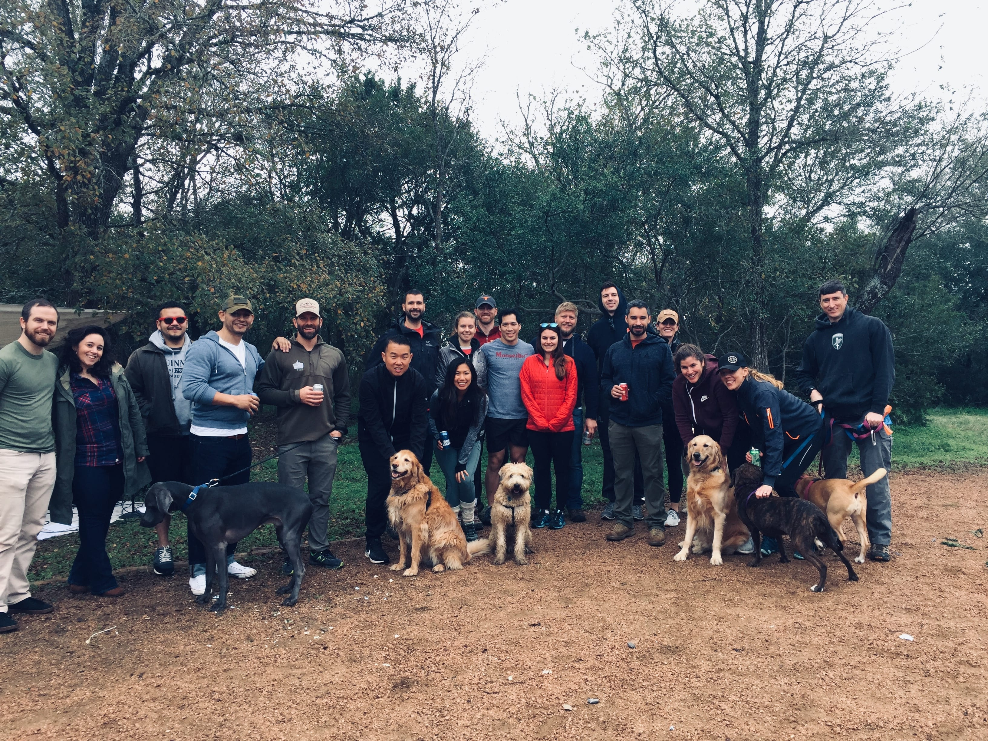 "Veteran's Day ""Ruck March"" Hike and BBQ"