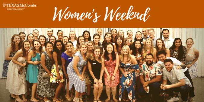 Women's Weekend