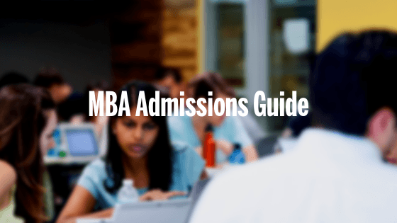 MBA Admissions Guide