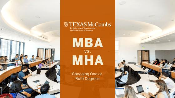 MBA vs. MHA