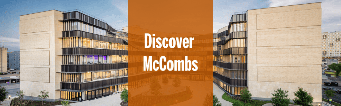 Discover McCombs
