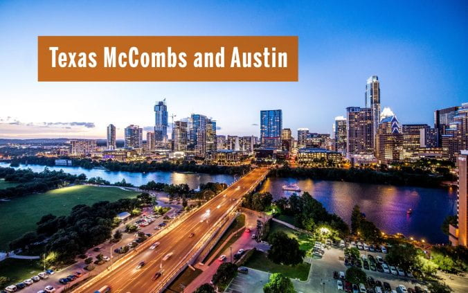 Texas McCombs and Austin