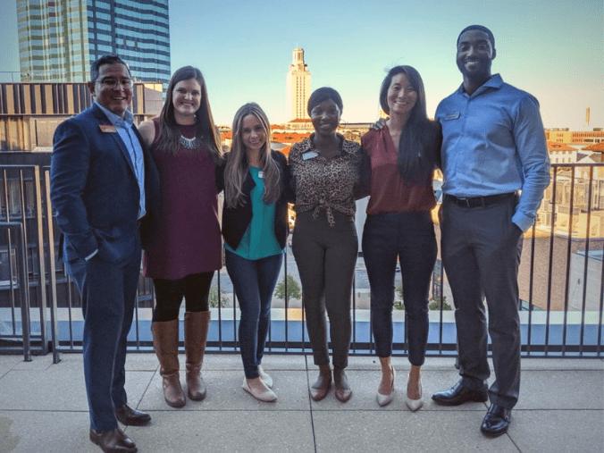 Diversity weekend organizers