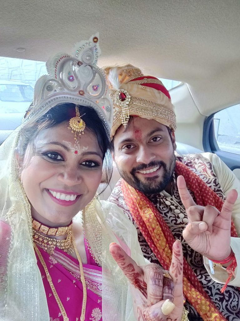 Abhisikta & Aneesh Wedding
