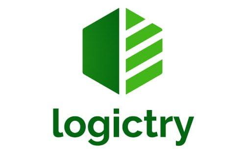 Logictry logo