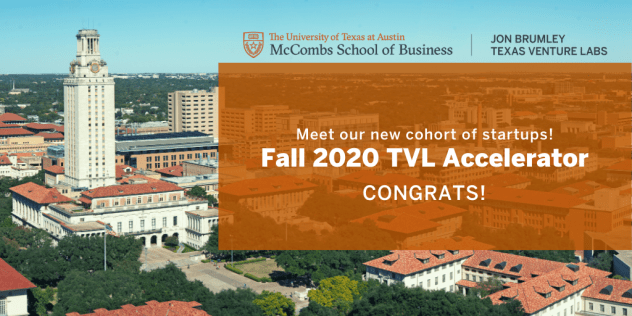 Fall 2020 cohort announcement