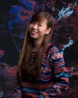 Valerie Chia Xin Wei at NTU ADM Portfolio