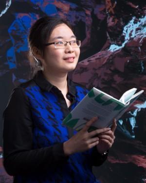 Yu Anqi at NTU ADM Portfolio