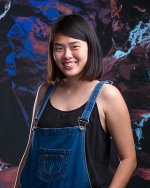 Tng Swee Lin, Jocelyn at NTU ADM Portfolio