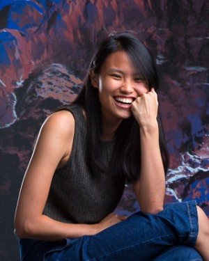 Vivien Tan Shi Hui at NTU ADM Portfolio