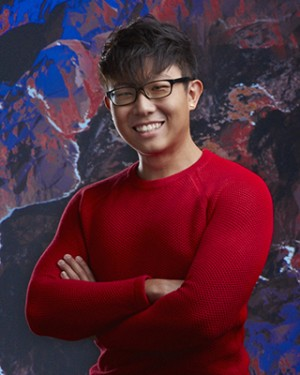 Tan Jian Sheng at NTU ADM Portfolio