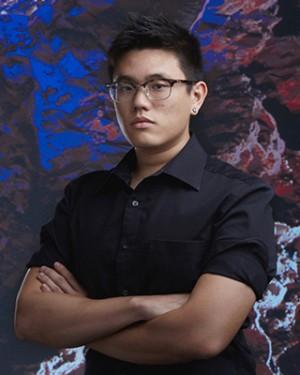 Yeo Pei Xun Jonas at NTU ADM Portfolio