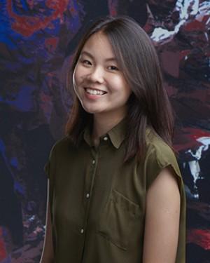 Stephanie Teo Rui Shan at NTU ADM Portfolio