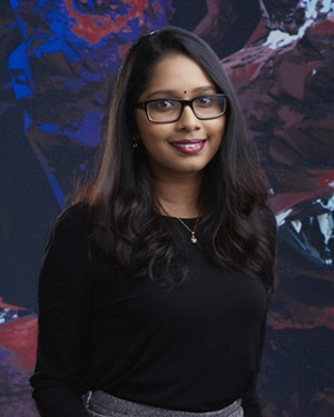 Veneetha Veloo at NTU ADM Portfolio