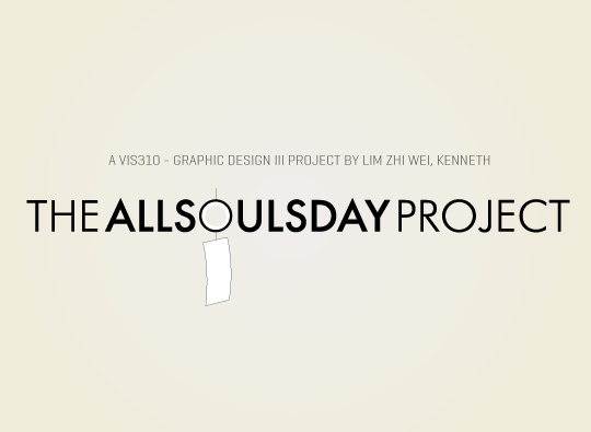 The All Souls Day Project at NTU ADM Portfolio