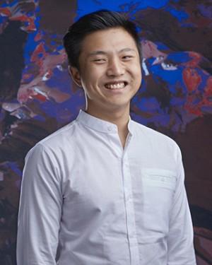 Tong Caicheng Pete at NTU ADM Portfolio