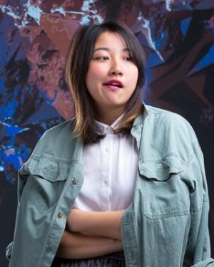Sara Ho Shi Ning at NTU ADM Portfolio